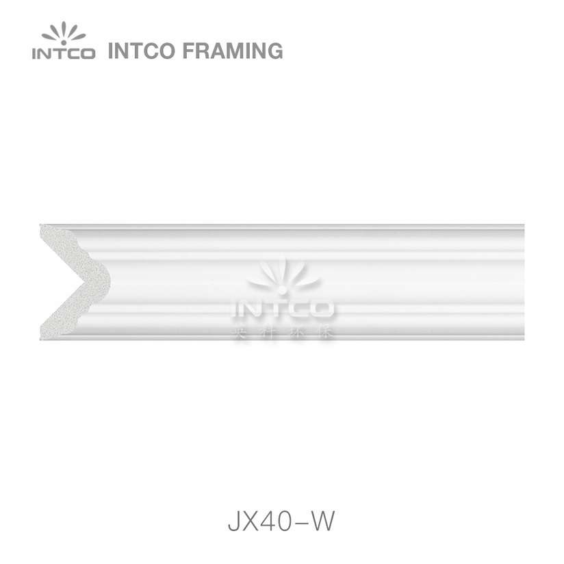 JX40-W crown moulding for sale
