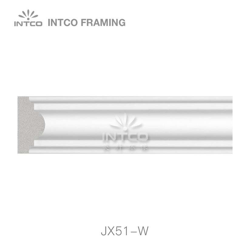 INTCO JX51-W edging moulding for sale