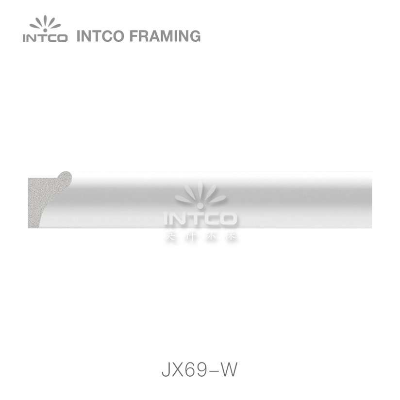 INTCO JX69-W edging moulding for sale