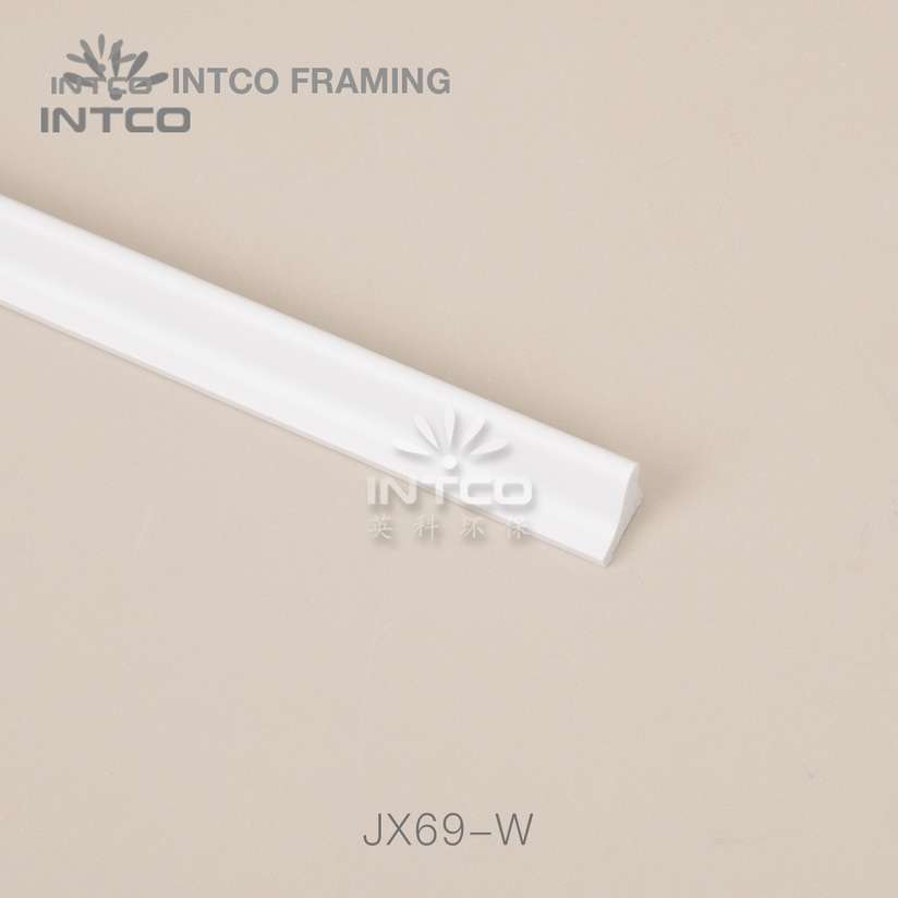 JX69-W white edging mouldings supplier