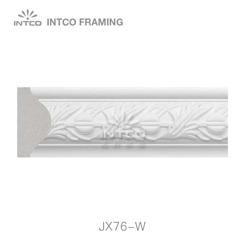 INTCO JX76-W chair rail moulding for sale