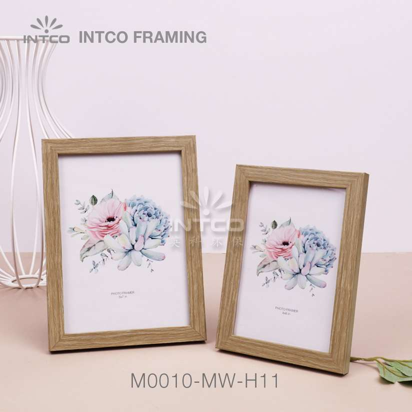 M0010-MW-H11 MDF picture frame mouldings for table picture frame idea