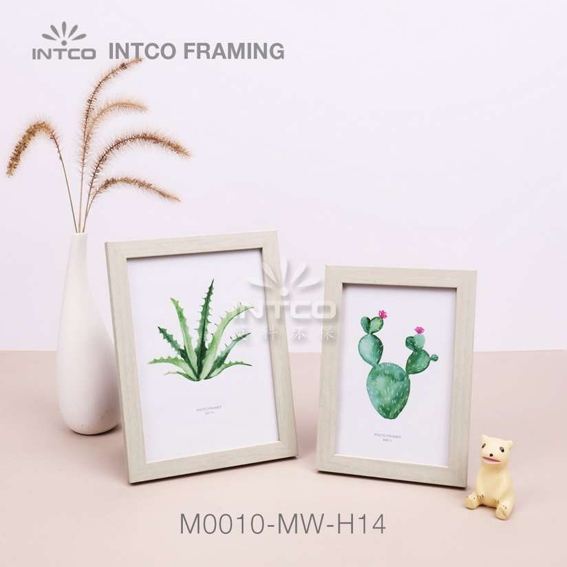 M0010-MW-H14 MDF picture frame mouldings for table picture frame idea