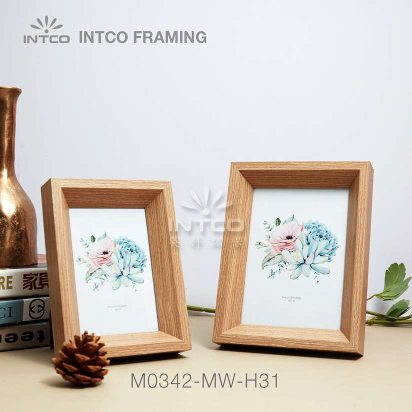 Application of M0342-MW-H38 mouldings for tabletop photo frame making