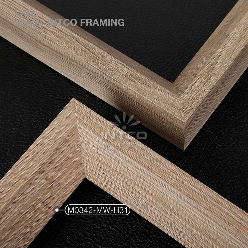 M0342 series MDF picture frame mouldings