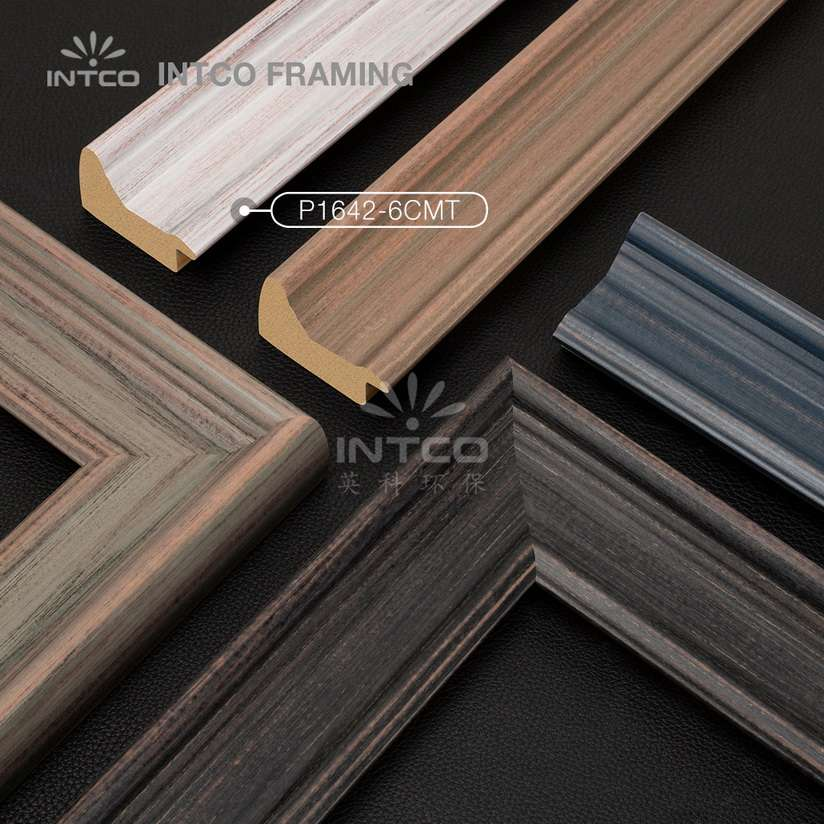 INTCO P1642 series PS picture frame mouldings