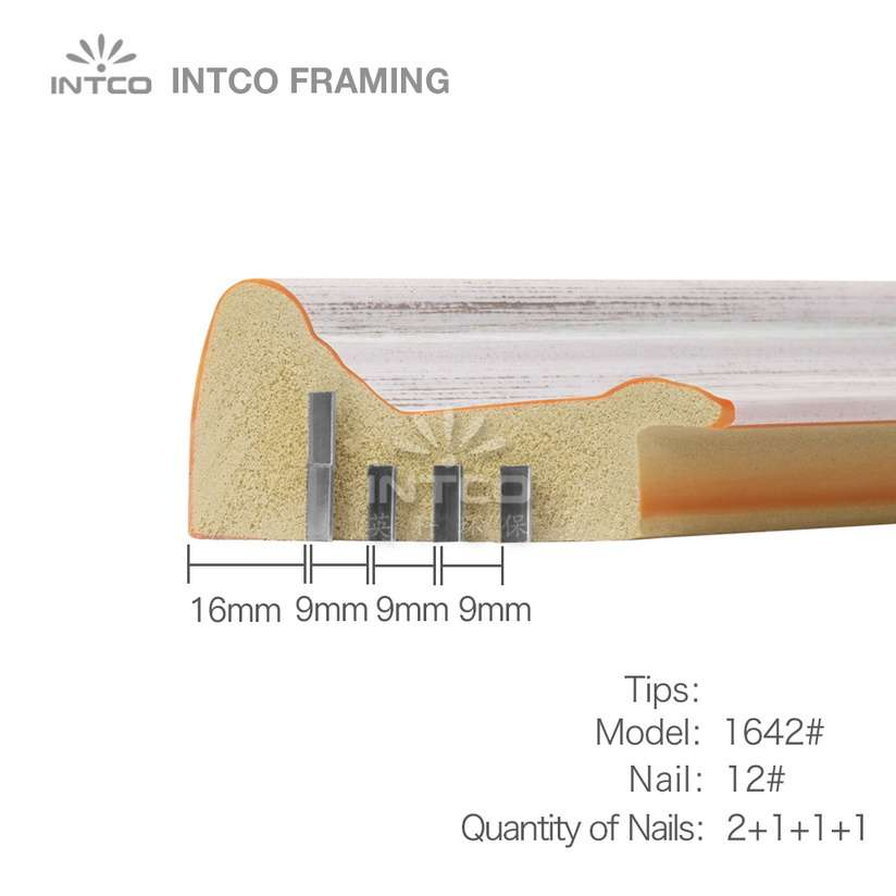 Tips for INTCO P1642-6CMT mouldings