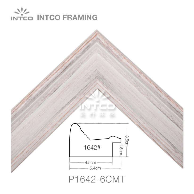 INTCO P1642-6CMT unfinished picture frame moulding for sale