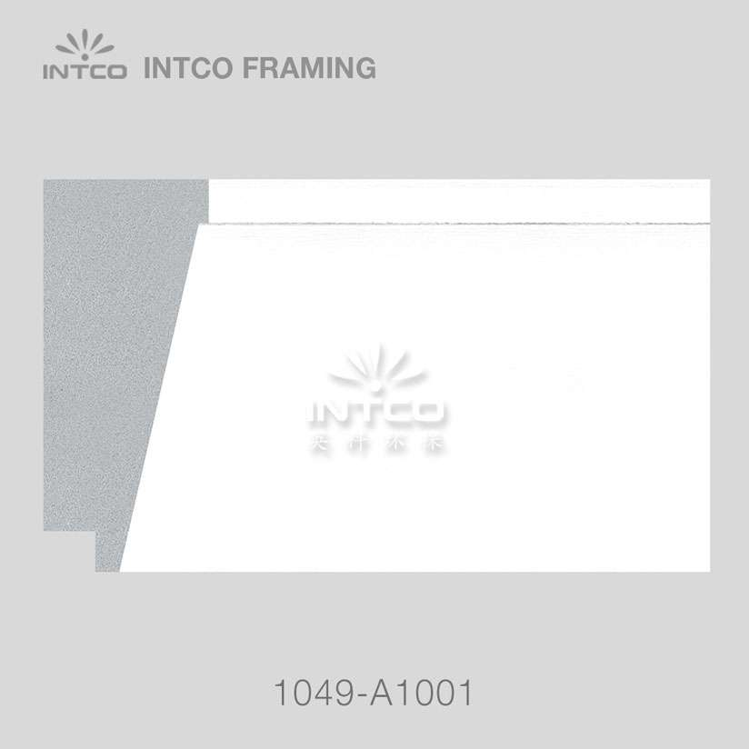 INTCO 1049-A1001 polystyrene picture frame moulding for sale