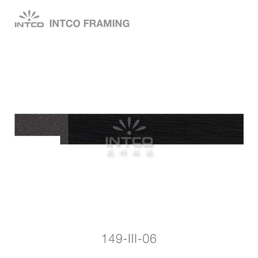 149-III-06 PS Picture Frame Moulding for sale