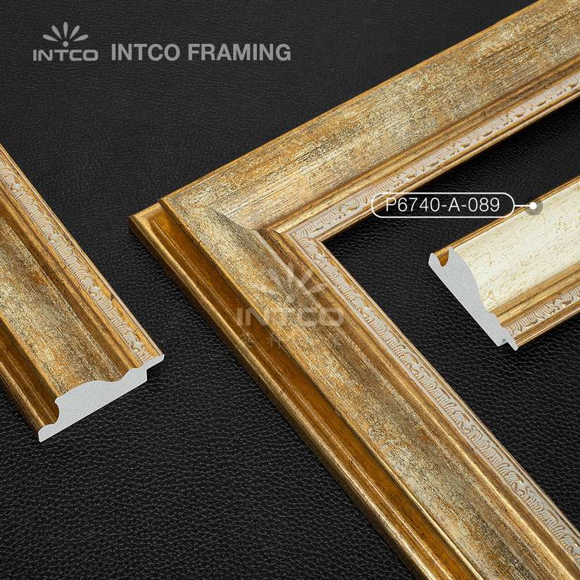 #P6740 picture frame mouldings for sale