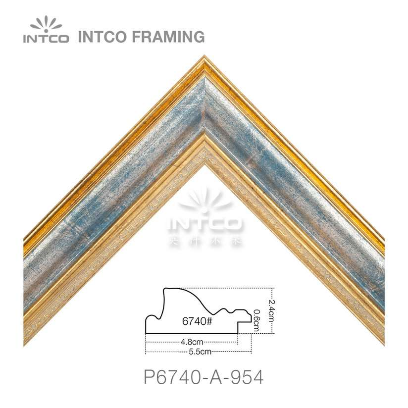P6740-A-954 picture frame moulding in lengths