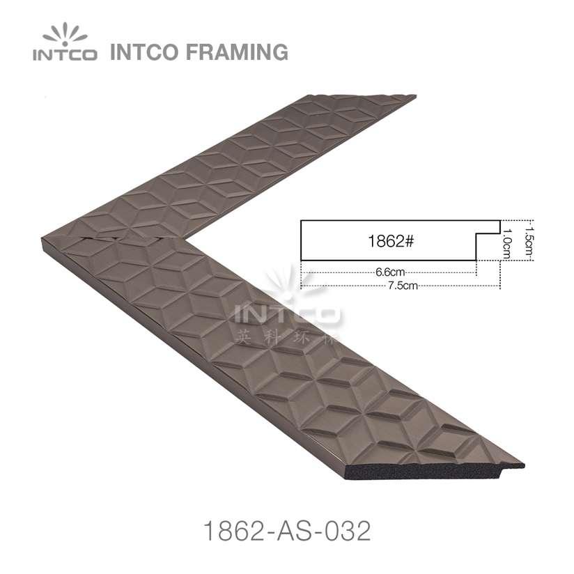 frame mirror molding