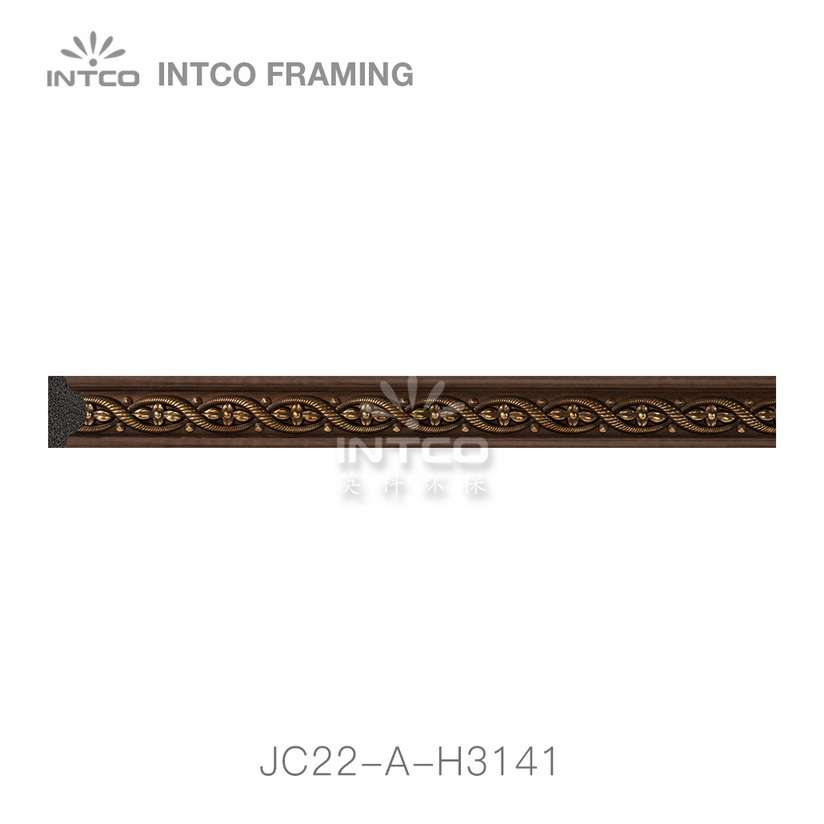 JC22-A-H3141 chair rail moulding for sale