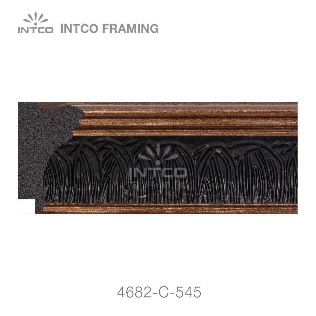 4682-C-545 picture frame moulding by foot