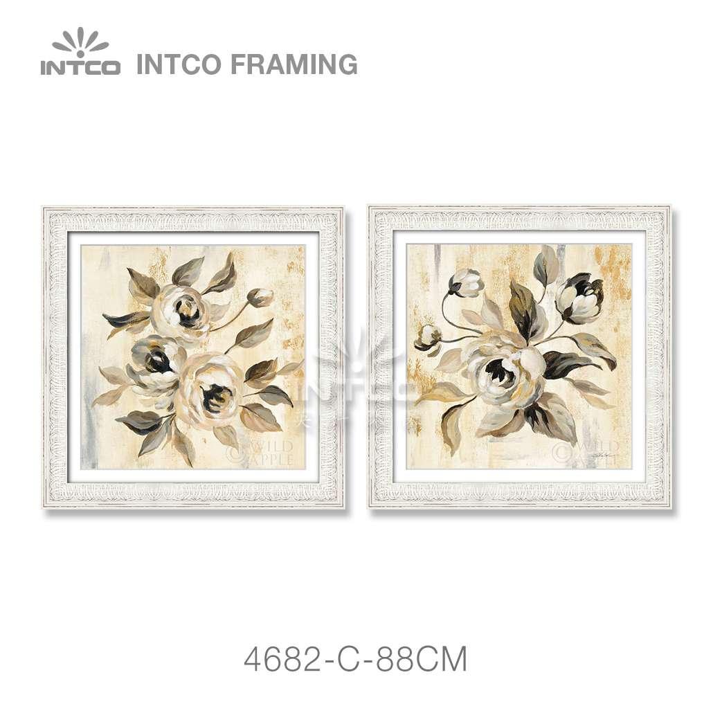4682-C-88CM picture frame moulding ideas