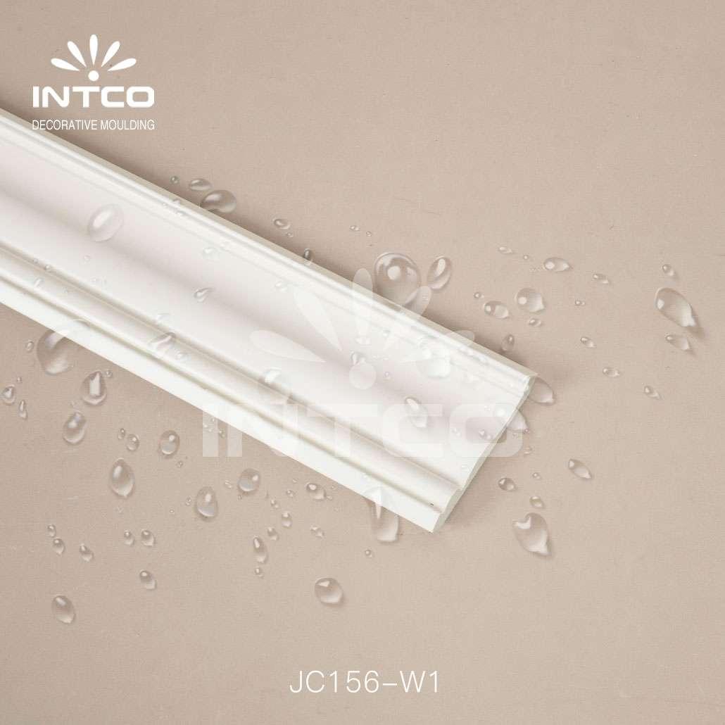 polystyrene waterproof crown mouldings