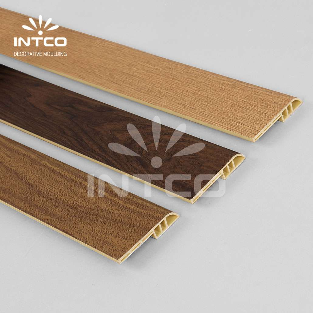 PVC skirting boards wholesale