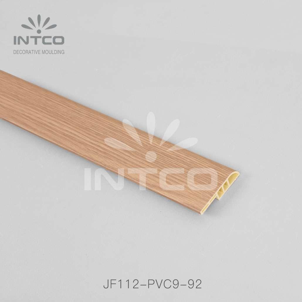 plastic skirting board