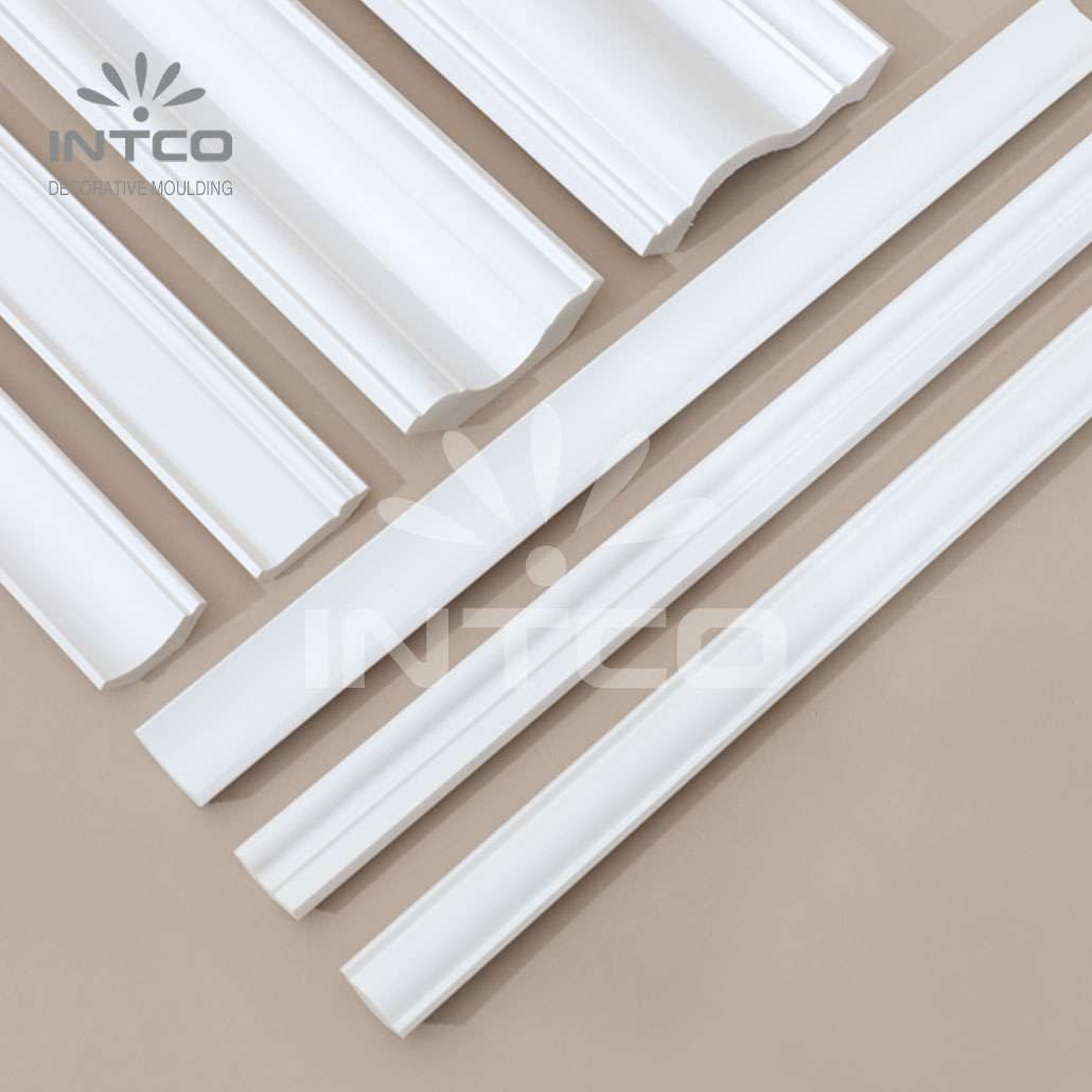 prefinished polystyrene crown moulding