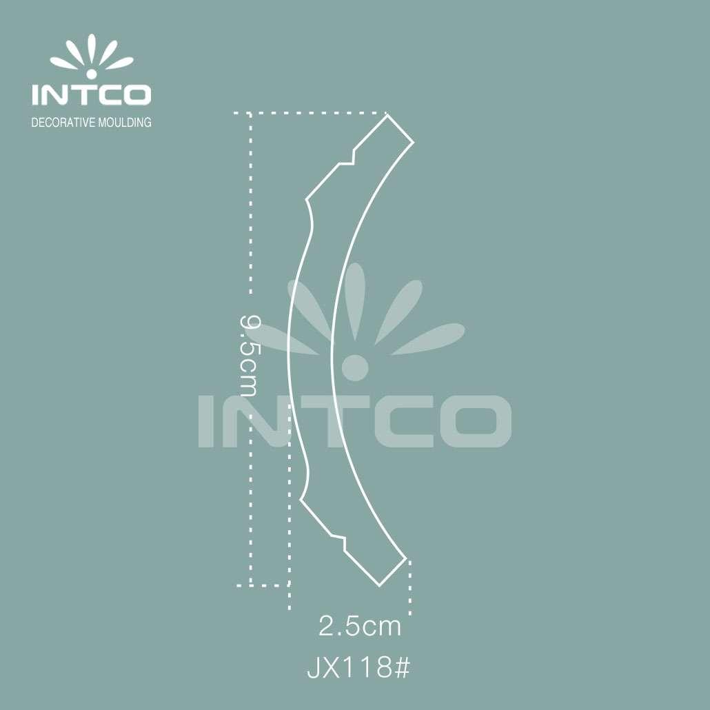 crown plastic mouldings JX101 1