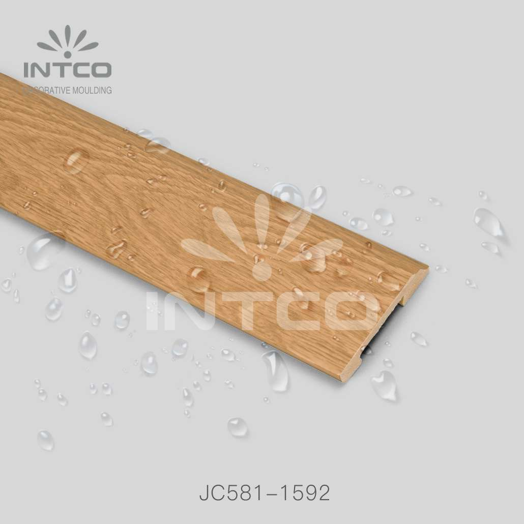 stairs skirting board