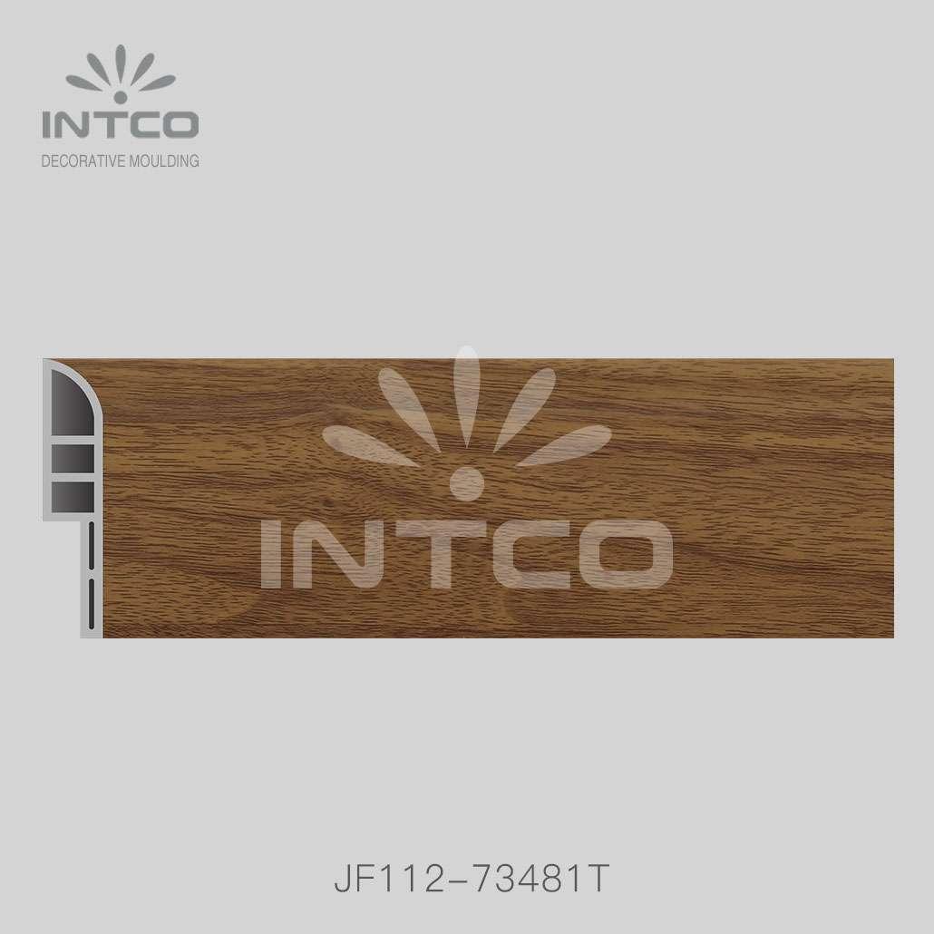 plastic skirting board for laminate flooring