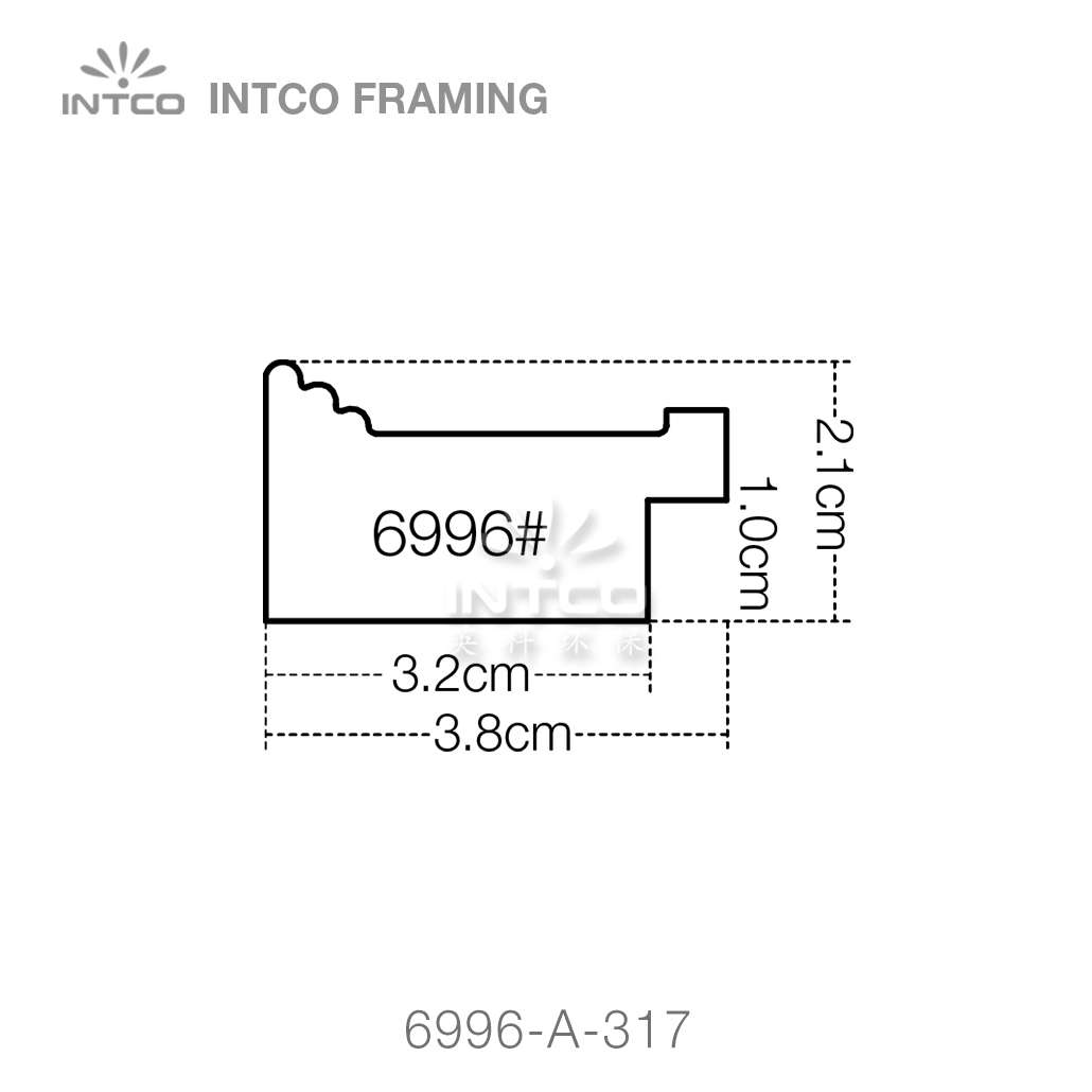 picture frame moulding profiles