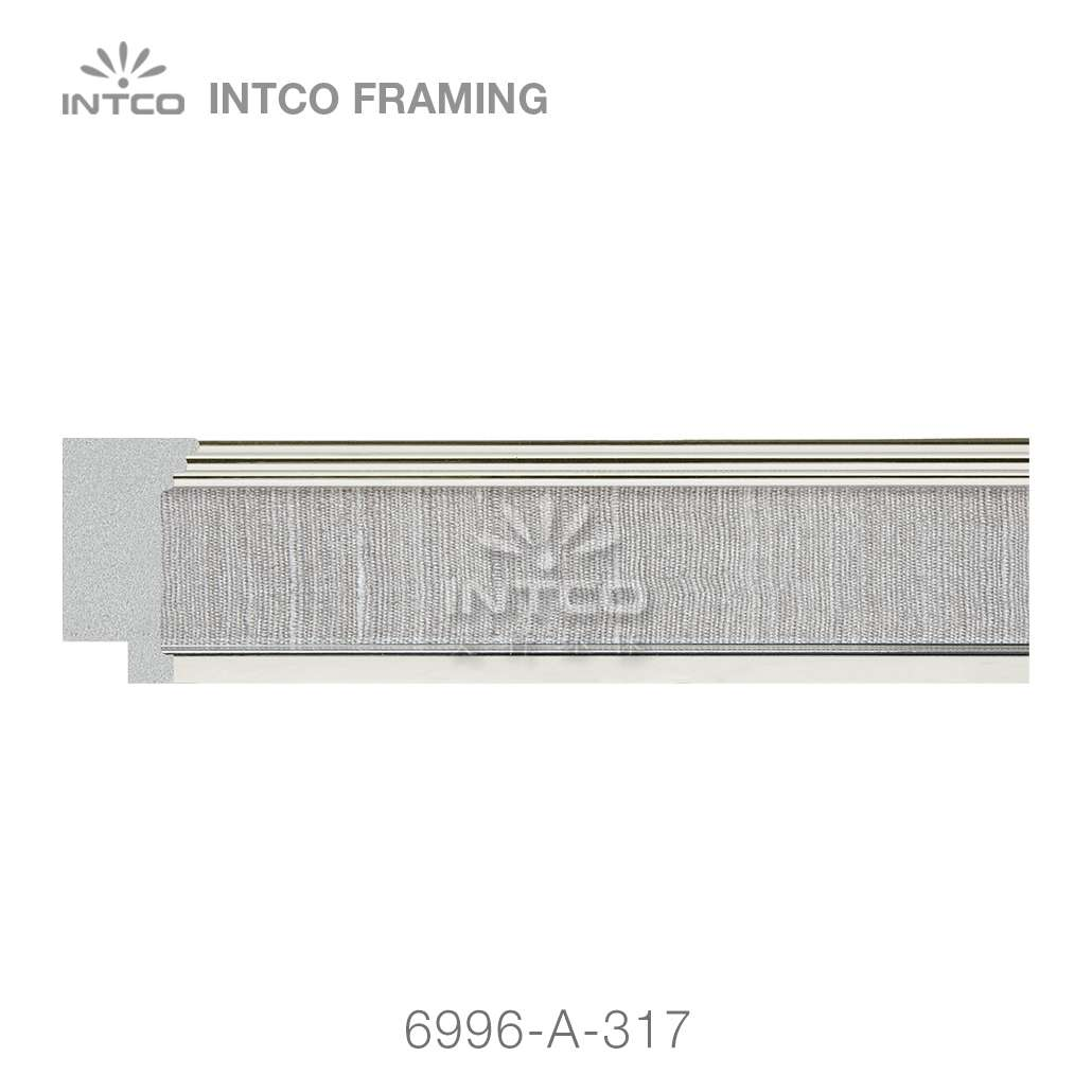 frame moulding by the foot