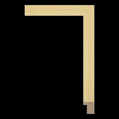 023-424T PS art frame moulding corner sample