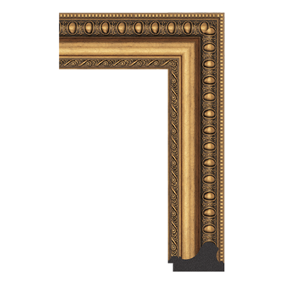 063-G PS picture frame moulding