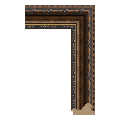 063-II-A189 PS picture frame moulding