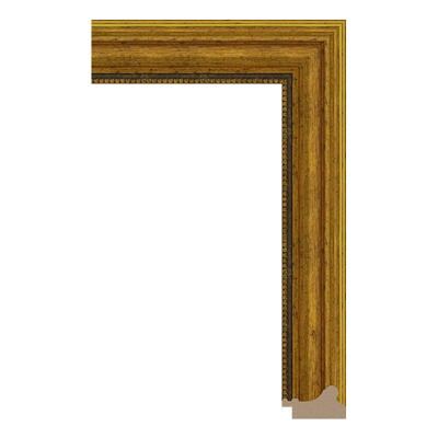 101-02M polystyrene picture frame moulding