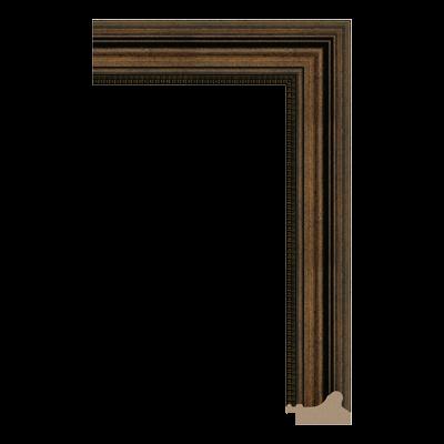 101-AG polystyrene picture frame moulding