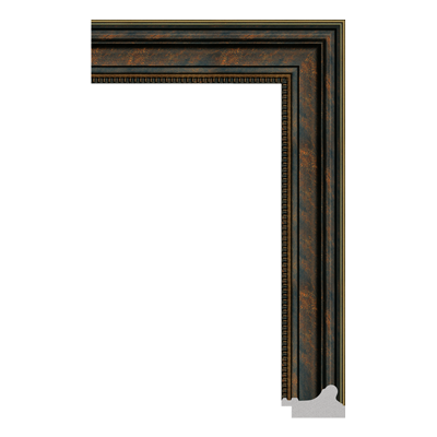 101-K403 polystyrene picture frame moulding