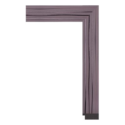1014-ZM-315G PS frame moulding