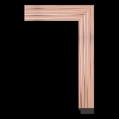 1014-ZM-866 PS frame moulding corner sample