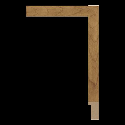 149-1287T PS picture frame moulding corner sample
