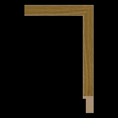 149-445EMT PS picture frame moulding corner sample