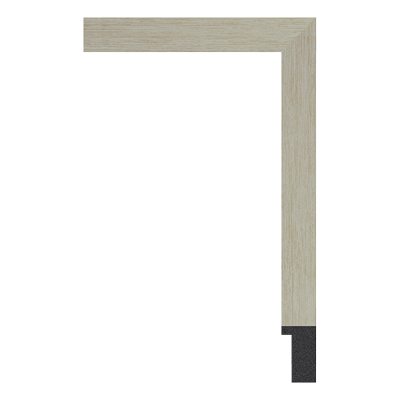 149-S126 PS picture frame moulding corner sample