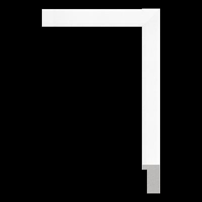 149-W1T PS picture frame moulding corner sample