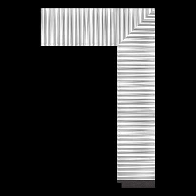 1862-YG-019 polystyrene picture frame moulding