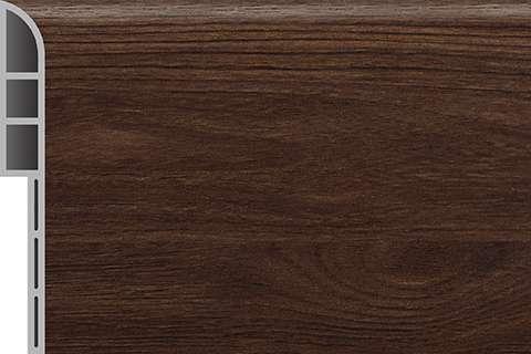 INTCO JF111-PVC6-131 PVC baseboard moulding