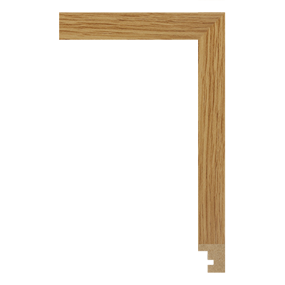 M0010-MW-H38 MDF picture frame moulding