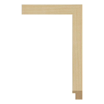 M0050-MW-H26 MDF picture frame moulding