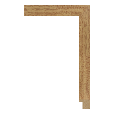 M0050-MW-H30 MDF picture frame moulding