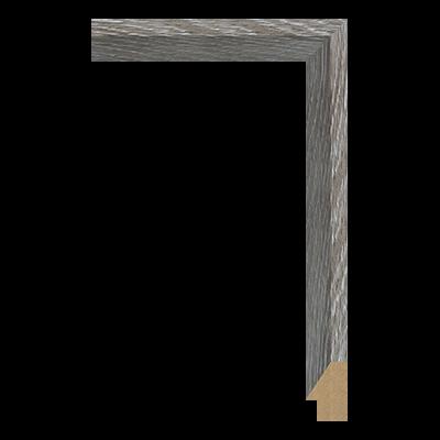 M0342-MW-H13 MDF picture frame moulding corner sample