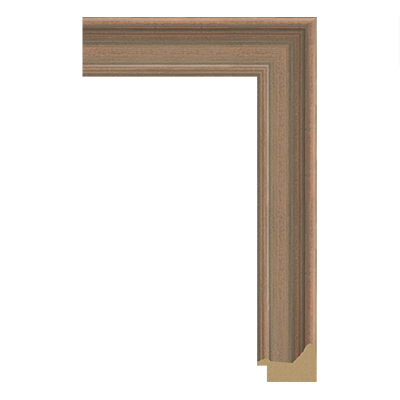 INTCO P1642-0392T antique polystyrene picture frame moulding