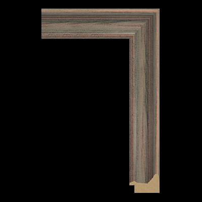 INTCO P1642-7CMT antique polystyrene picture frame moulding