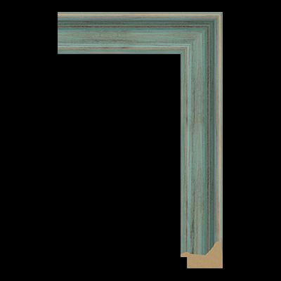 INTCO P1642-8CMT antique polystyrene picture frame moulding